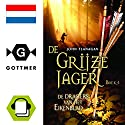 De dragers van het Eikenblad (De Grijze Jager 4) Audiobook by John Flanagan Narrated by Daphne van Tongeren