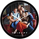 "Mc Sid Razz Official "" Friends Tv Series "" On The Couch Wall Clock Licensed By Warner Bros, USA"