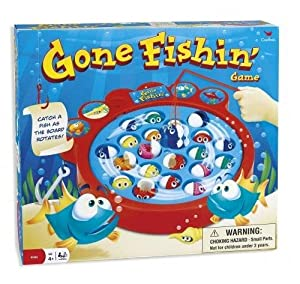 Gone fishing game toys games for Fishing games for girls
