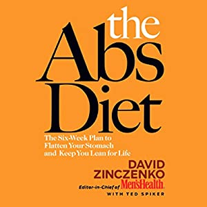 The Abs Diet Audiobook