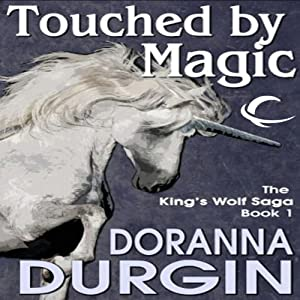 Touched by Magic Audiobook