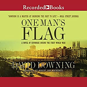 One Man's Flag Audiobook