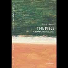The Bible: A Very Short Introduction (       UNABRIDGED) by John Riches Narrated by Jennifer Van Dyck