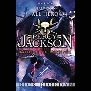 Percy Jackson and the Battle of the Labyrinth | [Rick Riordan]