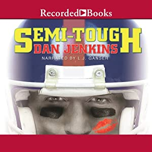 Semi-Tough Audiobook