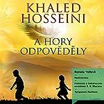 A hory odpověděly | Khaled Hosseini