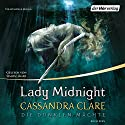 Lady Midnight (Die Dunklen Mächte 1) Audiobook by Cassandra Clare Narrated by Simon Jäger
