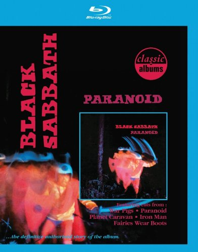 Blu-ray : Black Sabbath - Classic Albums: Paranoid (, Widescreen)