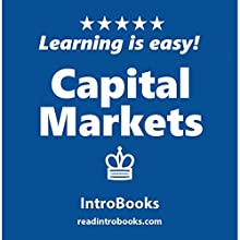 Capital Markets Audiobook by  IntroBooks Narrated by Tracy Tupman