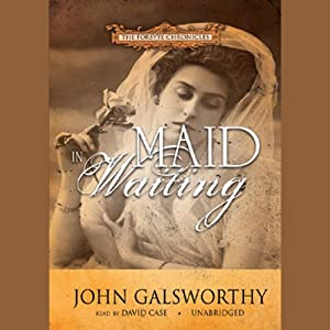Maid in Waiting Audiobook