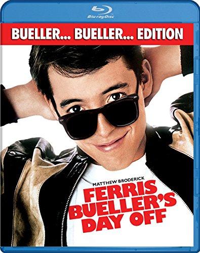 Blu-ray : Ferris Bueller's Day Off (Blu-ray)