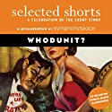 Selected Shorts: Whodunit?