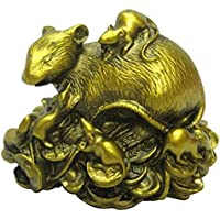 Eshoppee Feng Shui Charm Rat For Love And Romance