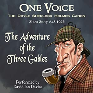 The Adventure of the Three Gables Audiobook