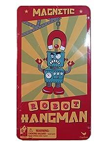 Amazon.com: Magnetic Robot Hangman: Toys & Games