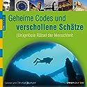 Geheime Codes und verschollene Schätze: (Un)gelöste Rätsel der Menschheit (WISSEN Junior) Hörbuch von Bernd Flessner Gesprochen von: Christian Baumann
