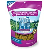 Natural Balance Sweet Potato and Venison Dog Treats, 14-Ounce Bag