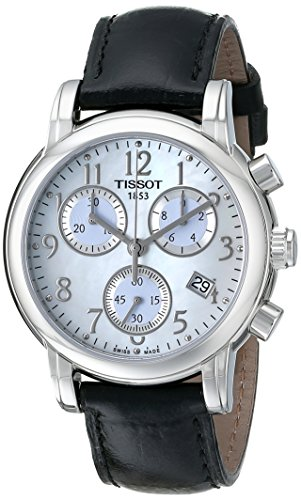 Tissot Dressport Damenchronograph T0502171611200