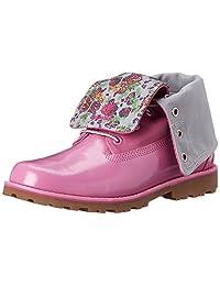 Timberland EK Authentics Fabric Fold Boot (Big Kid)
