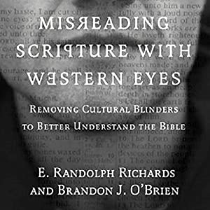 Misreading Scripture with Western Eyes Hörbuch