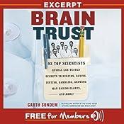 Brain Trust: Free Excerpt | [Garth Sundem]