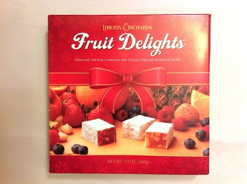 Liberty Orchards Fruit Delights 10oz Gift Box