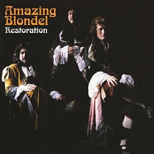 CD : AMAZING BLONDEL - Restoration
