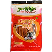 Jerhigh Carrot Stix 100 Gm (PACK OF 2)