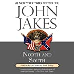 North and South: North and South Trilogy, Book 1 (       UNABRIDGED) by John Jakes Narrated by Grover Gardner