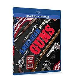 American Guns: 13 Part Documentary Series - Blu-ray [Blu-ray]