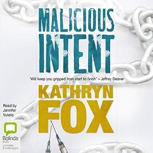 Malicious Intent Audiobook