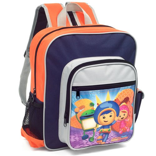 Exclusive Team Umizoomi Preschool Backpack