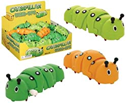 Caterpillar Wind Up - Sold as Single Item - Color may vary