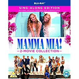 Mamma Mia! 2-Movie Collection [Blu-ray]