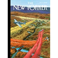 The New Yorker (Oct. 9, 2006) Periodical by George Packer, James Surowiecki, Richard Preston, Ian Frazier, Joyce Carol Oates, Jill Lepore, Anthony Lane Narrated by  uncredited