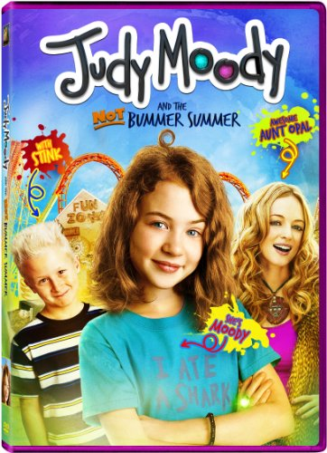 DVD : Judy Moody and the Not Bummer Summer (Dolby, AC-3, Dubbed, , Widescreen)