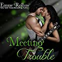 Meeting Trouble Audiobook by Emme Rollins Narrated by Elizabeth Saydah