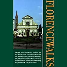 Florencewalks Audiobook by Anne Holler Narrated by Maria Tucci