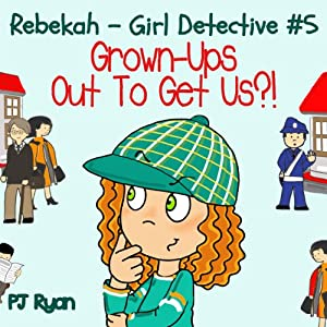 Rebekah - Girl Detective #5 Audiobook