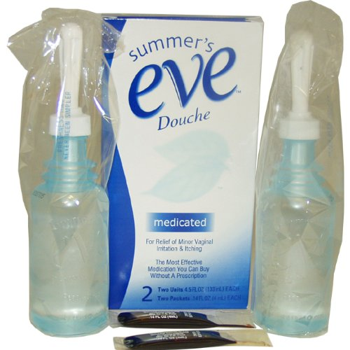 Summers Eve Special Care Medicated Douche Twin Pack - 4.5 fl oz