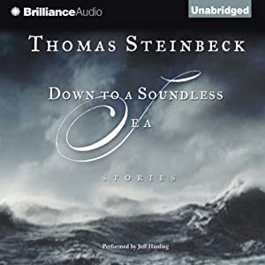 Down to a Soundless Sea: Stories | [Thomas Steinbeck]