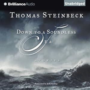 Down to a Soundless Sea: Stories | [Thomas Steinbeck]