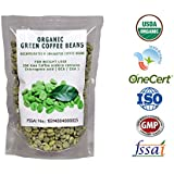 Perennial Lifesciences Organic Decaffeinated Green Coffee Beans For Weight Loss 200 Gms Coffea Arabica Contains...