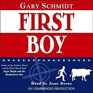 First Boy Audiobook