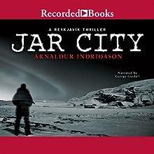 Jar City Audiobook by Arnaldur Indridason Narrated by George Guidall