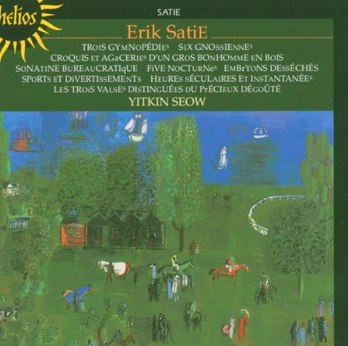 Yitkin Seow Plays Erik Satie