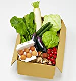 岡山県産限定 新鮮 産直野菜と卵セット(野菜8品目)