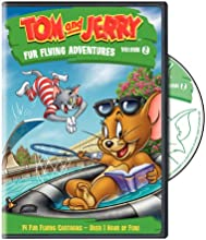 Tom and Jerry Fur Flying Adventures Vol 2