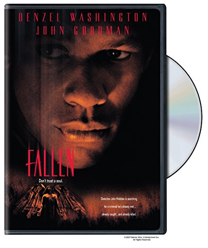DVD : Fallen (Full Frame, Widescreen, Amaray Case, Repackaged, Dolby)