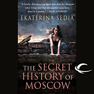 The Secret History of Moscow Audiobook